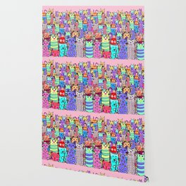 Cat world Wallpaper