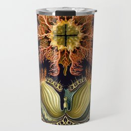 Ernst Haeckel Sea Squirts Ascidiae Travel Mug