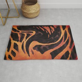 African colors Rug