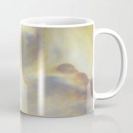 Christmas Lights and White Wine Coffee Mug