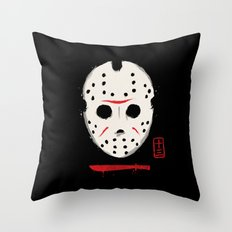 Th13teen Throw Pillow