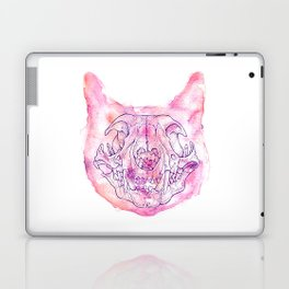 happy skeleton Laptop & iPad Skin