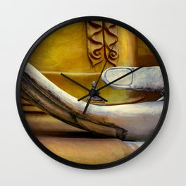 Hand of Buddha Wall Clock