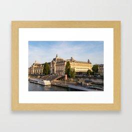 Musée d'Orsay - Paris Framed Art Print