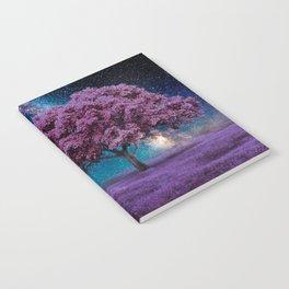 Galaxy Tree Notebook