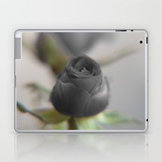 A Black Rose for your Sweetheart Laptop & iPad Skin