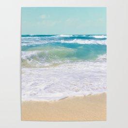 The Ocean Poster