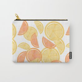 14 Citrus Showers Carry-All Pouch