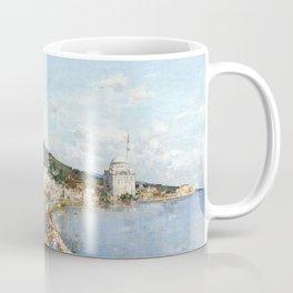 Alberto Pasini Market Day in Constantinople Coffee Mug