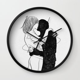 No one could save me but you. Wall Clock