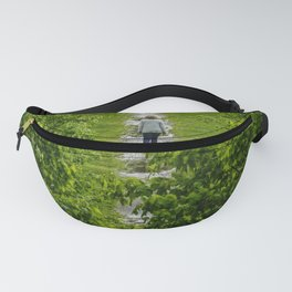 Lonely path Fanny Pack