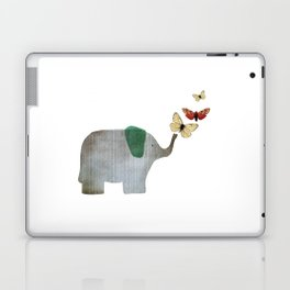 Elephant and friends Laptop & iPad Skin