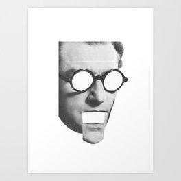 Who Am I? Art Print