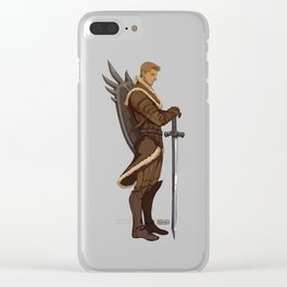 DA crew Alistair Clear iPhone Case
