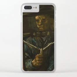 A Weaver's Cottage Clear iPhone Case