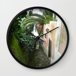 Sintra: Orange Tree Wall Clock