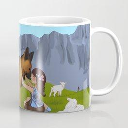 Shepherdess Coffee Mug