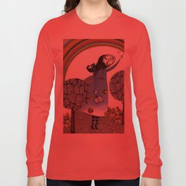 Rainbow Mine (3) Long Sleeve T-shirt