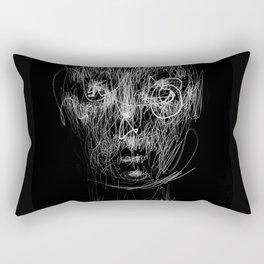 Glow in the dark Rectangular Pillow