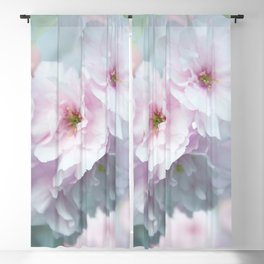 Cherry blossoms Blackout Curtain
