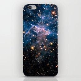 Mystic Mountain (Infrared) iPhone Skin