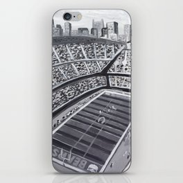 Chicago Bears Soldier Field iPhone Skin