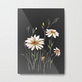 flowers 6 Metal Print