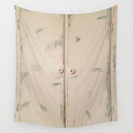 Shabby Chic, Cabinet Doors, Doors Wall Tapestry