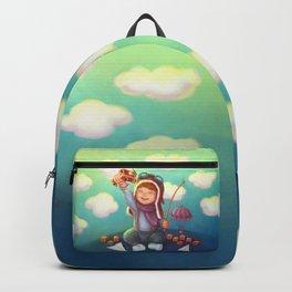 Little aviator Backpack