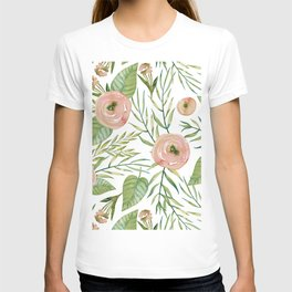 Country Rose Garden T-shirt