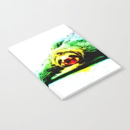 A Smiling Sloth II Notebook