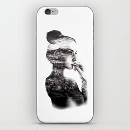 Vagabond // Fashion Illustration iPhone Skin