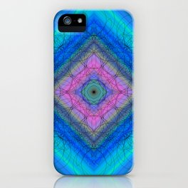 10 Lotus Buds iPhone Case