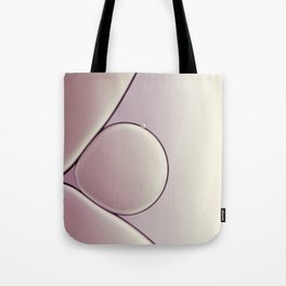 oil and water abstract III Tote Bag