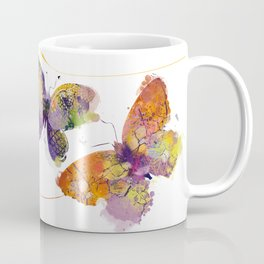 3 farfalle Coffee Mug