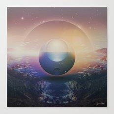 ∆ apparent Canvas Print