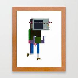 monster - TV Framed Art Print