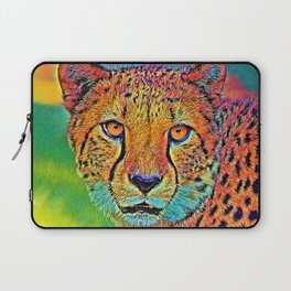 AnimalColor_Cheetah_001 Laptop Sleeve