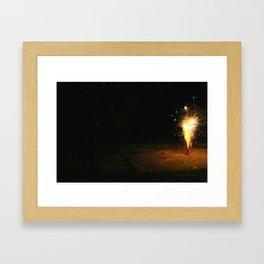 Façade Framed Art Print