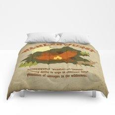 WanderWurst Comforters