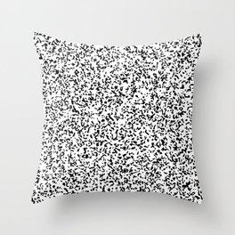 Camo Bacteria Throw Pillow