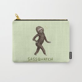 Sassquatch Carry-All Pouch