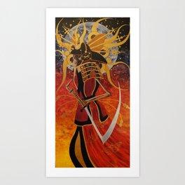 The Summoner Art Print