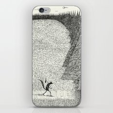 'The Field By The Forest' iPhone & iPod Skin