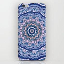 Agate Mandala iPhone Skin