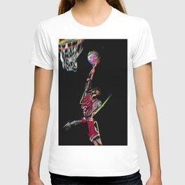 Air Jordan - art - graphic design  T-shirt