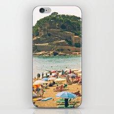Tossa del Mar iPhone & iPod Skin