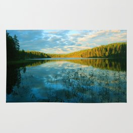 Earth, Water and Air Rug