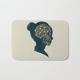 We are made of stardust Bath Mat