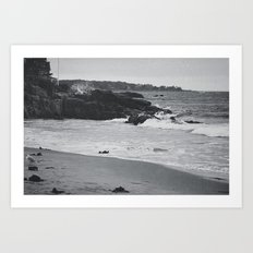 Kennebunkport Art Print